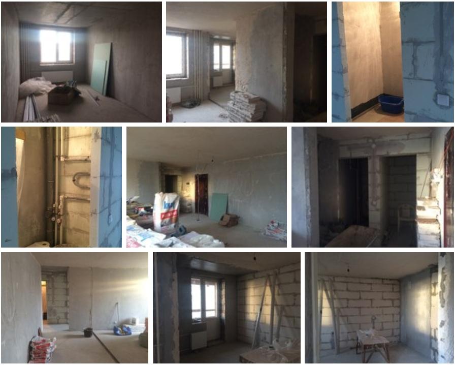 Черновая отделка квартир и коттеджей в Уфе